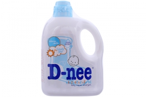Nước giặt em bé Dnee Xanh chai 960ml