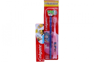 Bộ bàn chải và kem đánh răng Colgate Minion 40g