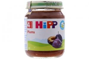 Dinh dưỡng đóng lọ HiPP Mận tây lọ 125g