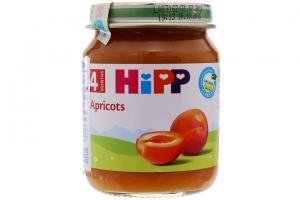 Dinh dưỡng đóng lọ HiPP Mơ Tây lọ 125g