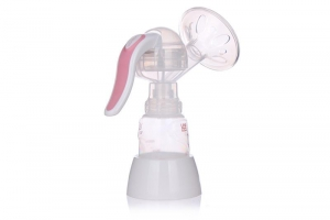 Máy hút sữa bằng tay Unimom có massage silicone UM880052