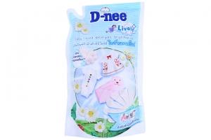 Nước giặt em bé Dnee túi xanh 600ml