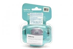 Ty ngậm dạ quang Kidsme 160117AQ-M xanh biển size M cho bé từ 6 tháng