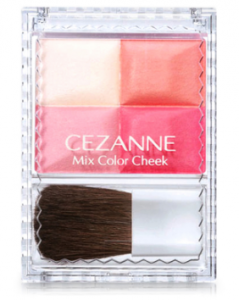 Phấn má Cezanne Mix Color Cheek màu 01 8g