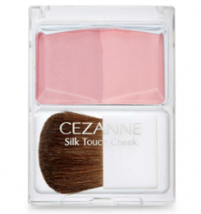 Phấn má Cezanne Silk Touch Cheek 01 4g