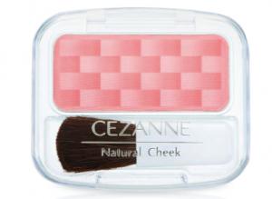 Phấn má Cezanne Natural Cheek N 01 4g màu hồng đào