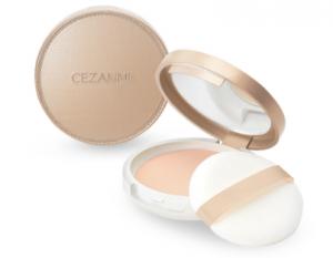 Phấn phủ Cezanne UV Silk Face Powder 10g tông màu 1