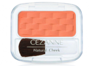 Phấn má Cezanne Natural Cheek N 04 4g