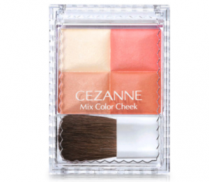 Phấn má Cezanne Mix Color Cheek màu 03 8g