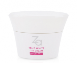 Kem dưỡng trắng da ban ngày Za True White Ex Day Cream SPF 20 PA++ 40g