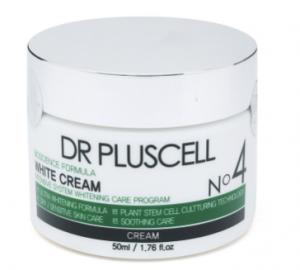 Kem dưỡng trắng Dr PlusCell White Cream No 4 50ml