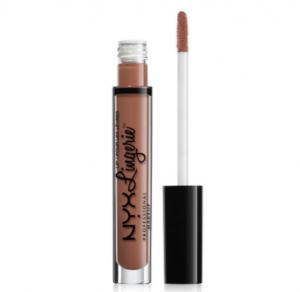 Son kem lì NYX Professional Makeup Lingerie Liquid Matte Lipstick #08 Bedtime Flirt