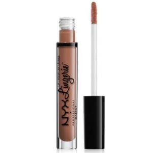 Son kem lì NYX Professional Makeup Lingerie Liquid Matte Lipstick #11 Baby Doll