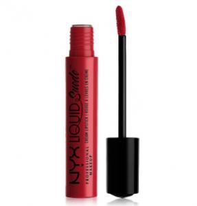 Son lì dạng kem NYX Professional Makeup Liquid Suede Cream Lipstick LSCL09 Tea & Cookies
