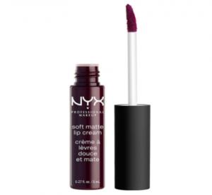 Son kem NYX Professional Makeup Soft Matte Lip Cream Transylvania SMLC21