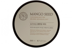 Kem tẩy trang bổ sung ẩm TheFaceShop Mango Seed Cleansing Butter 200ml