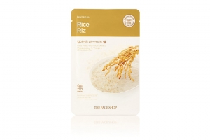 TFS Mặt nạ gạo Real Nature Rice Face Mask