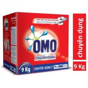 Bột giặt Omo chuyên dụng 9kg (Hộp)
