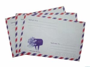 Bao thư bưu điện (25 bao thư)