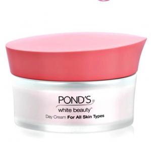 Kem dưỡng trắng da ban ngày Pond's trắng hồng tinh khiết (50g)