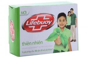 Xà bông cục Lifebuoy Chiết xuất khổ qua hộp 90g