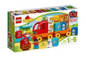 Xe tải đầu tiên của bé LEGO 10818