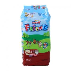 Tã quần GOO.N Friend XXL34 (15 - 25 kg)