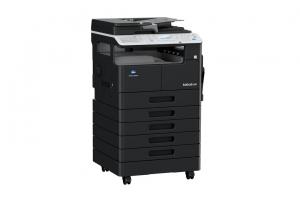 Máy photocopy trắng đen Konica Minolta Bizhub 306 (combo 1)