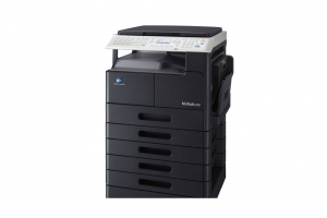 Máy photocopy trắng đen Konica Minolta Bizhub 226 (combo 2)