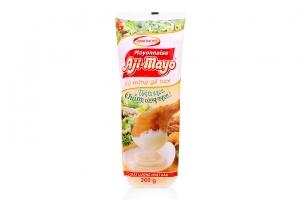 Sốt mayonnaise Aji-mayo chai 260g