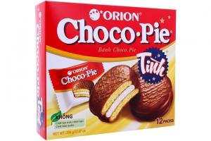 Bánh Choco-Pie Socola hộp 12 cái
