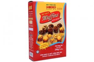 Bột bánh Muffins 200g