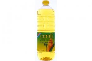 Dầu bắp Coroli chai 1 lít
