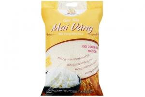 Gạo Tấn Vương sữa mai vàng 5kg