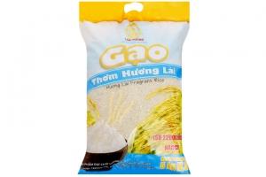 Gạo Tấn Vương thơm hương lài 5kg