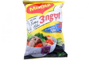 Hạt nêm Maggi Xương hầm 3 ngọt gói 900g