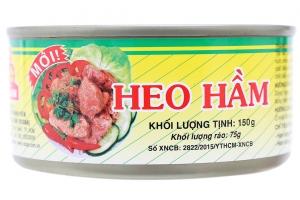 Thịt Heo hầm Vissan 150g