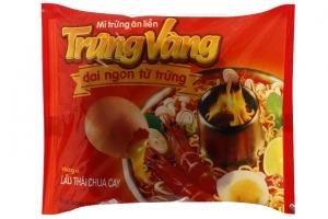 Mì Trứng Vàng lẩu thái chua cay 65g