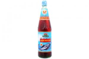 Nước mắm nhỉ cá cơm Thuận Phát 650ml