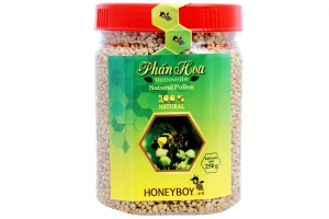 Phấn hoa thiên nhiên Honey 250g