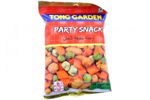 Party Snack Tong Garden hỗn hợp các loại hạt gói 40g