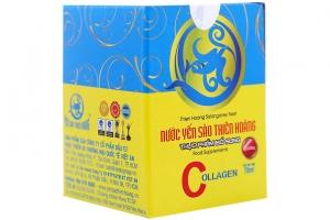 Nước yến sào Thiên Hoàng Collagen hộp 70ml