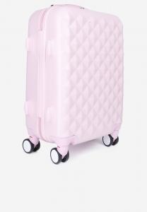 Vali kéo Cavani kim cương 5320HN màu hồng nhạt 20inch