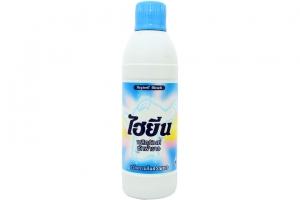 Nước tẩy quần áo trắng Hygiene nắp xanh 600ml
