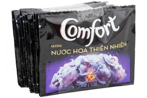 Nước xả Comfort hương nước hoa Bella gói 21ml (dây 10 gói)
