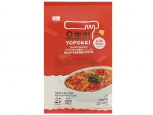 Bánh gạo rapokki Yopokki vị cà chua gói 260g
