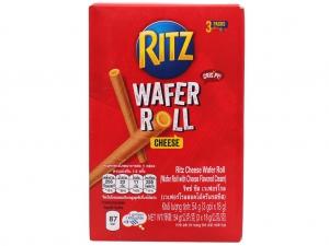 Bánh quế nhân phô mai Ritz hộp 54g