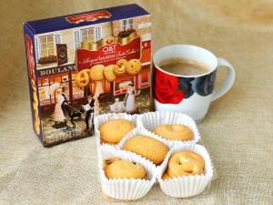 Bánh quy bơ O&T Royal Danish hộp 110g