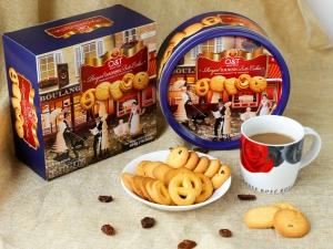 Bánh quy bơ O&T Royal Danish hộp 454g