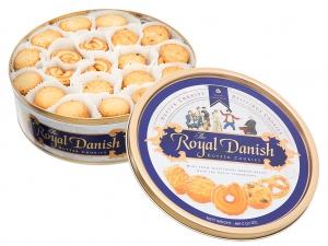Bánh quy bơ O&T Royal Danish hộp 908g